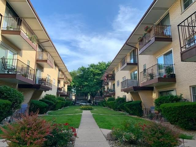 5330 W Windsor Avenue 1I, Chicago, IL 60630 (MLS #10768935) :: John Lyons Real Estate