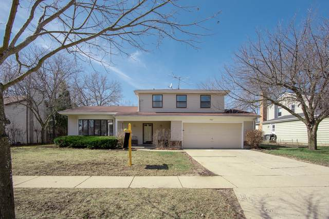 1143 Garfield Avenue, Libertyville, IL 60048 (MLS #10768956) :: Helen Oliveri Real Estate