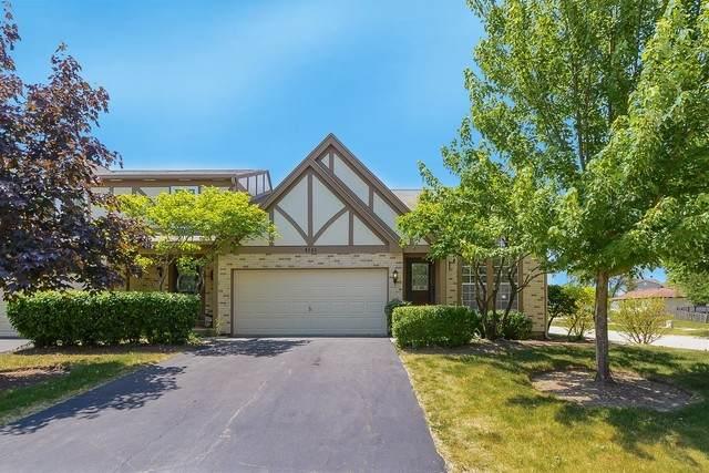 4580 N Sapphire Drive, Hoffman Estates, IL 60192 (MLS #10768958) :: Lewke Partners