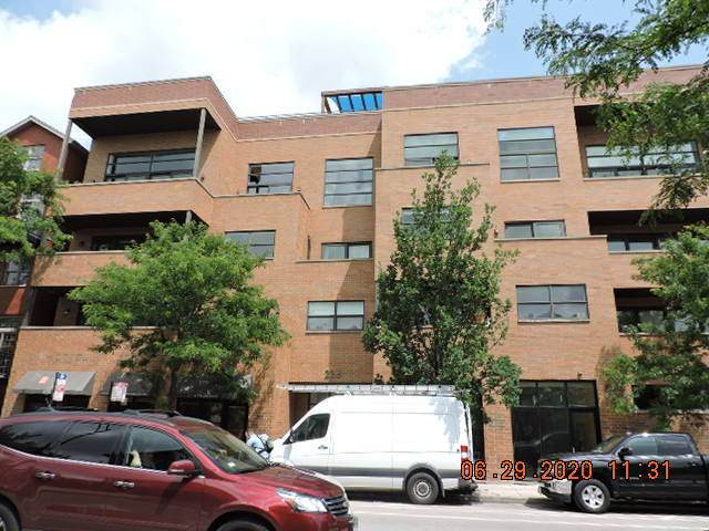 2216 W Armitage Avenue F, Chicago, IL 60647 (MLS #10768967) :: Property Consultants Realty