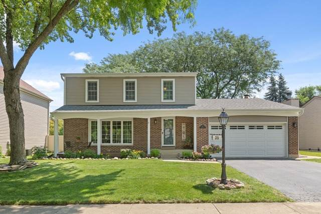 35 Andover Drive, Roselle, IL 60172 (MLS #10769053) :: Angela Walker Homes Real Estate Group