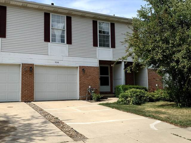 236 Parktrail Road, Normal, IL 61761 (MLS #10769066) :: BN Homes Group