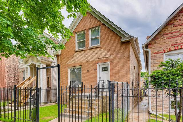 1040 N Avers Avenue, Chicago, IL 60651 (MLS #10769067) :: Property Consultants Realty
