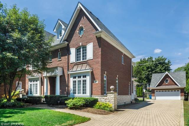 418 S Madison Street, Hinsdale, IL 60521 (MLS #10769071) :: Property Consultants Realty