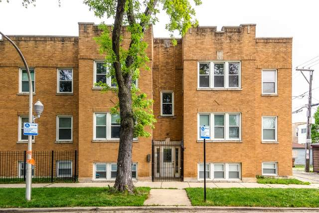 3818 W Le Moyne Street 2W, Chicago, IL 60651 (MLS #10769087) :: Property Consultants Realty