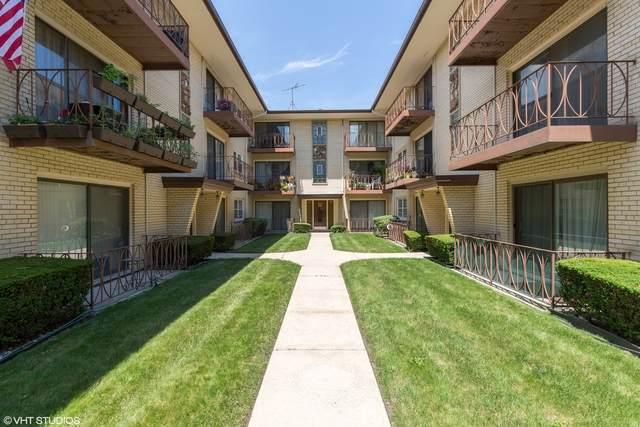 5514 W Windsor Avenue 3L, Chicago, IL 60630 (MLS #10769120) :: John Lyons Real Estate