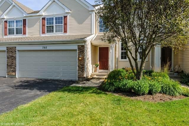 793 Silk Oak Lane, Crystal Lake, IL 60014 (MLS #10769152) :: Property Consultants Realty