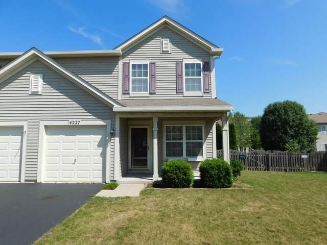 4227 Cummins Street, Plano, IL 60545 (MLS #10769188) :: Helen Oliveri Real Estate