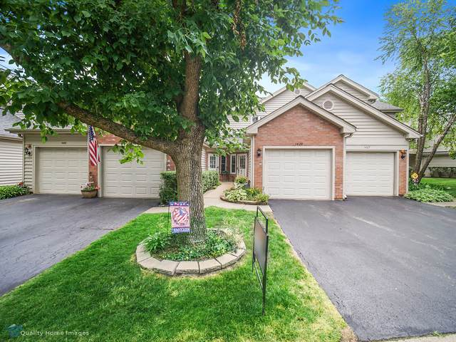 1429 Golfview Drive, Glendale Heights, IL 60139 (MLS #10769197) :: Helen Oliveri Real Estate