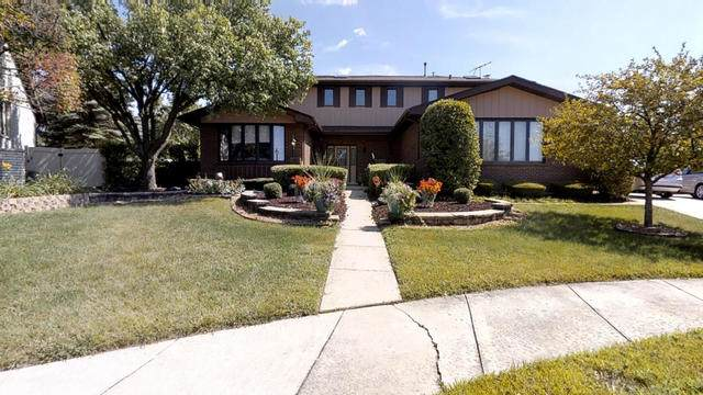 10010 W Lakeview Court, Palos Park, IL 60464 (MLS #10769226) :: Property Consultants Realty