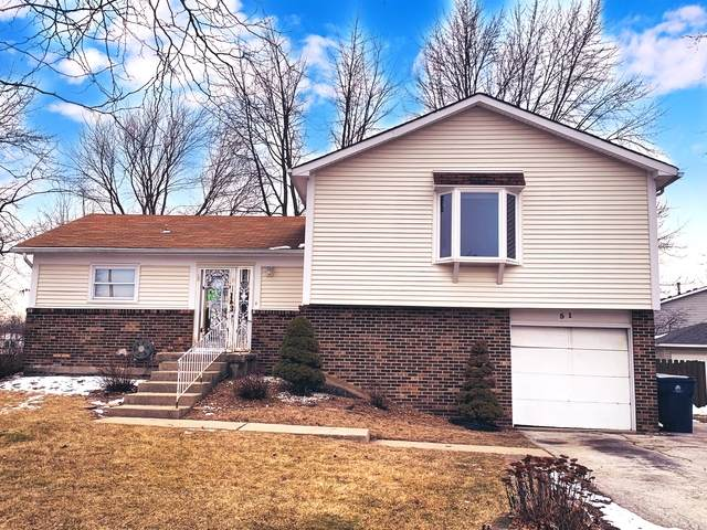 51 Wedgewood Road, Matteson, IL 60443 (MLS #10769319) :: Property Consultants Realty