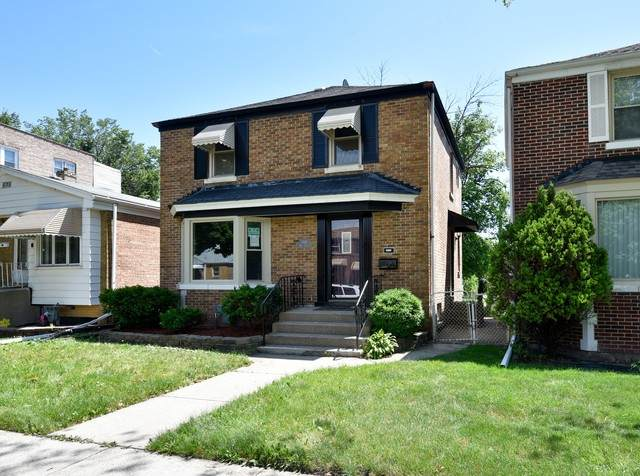 3539 S 59th Court, Cicero, IL 60804 (MLS #10769335) :: Property Consultants Realty