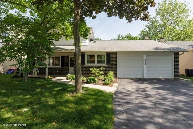 444 Norman Court, Des Plaines, IL 60016 (MLS #10769336) :: Property Consultants Realty