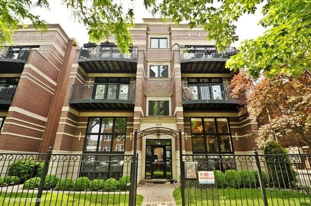 5018 N Kenmore Avenue 1N, Chicago, IL 60640 (MLS #10769347) :: Property Consultants Realty