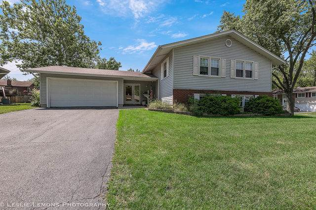 2711 Pershing Court, Woodridge, IL 60517 (MLS #10769384) :: Property Consultants Realty