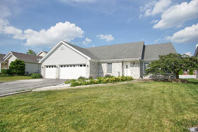 865 Berkshire Place, Crete, IL 60417 (MLS #10769390) :: Property Consultants Realty