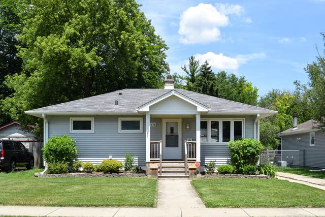 1346 Wicke Avenue, Des Plaines, IL 60018 (MLS #10769391) :: Property Consultants Realty