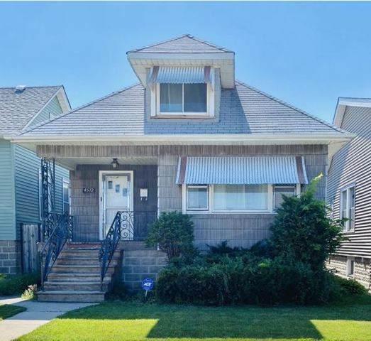 4572 N Mobile Avenue, Chicago, IL 60630 (MLS #10769473) :: John Lyons Real Estate
