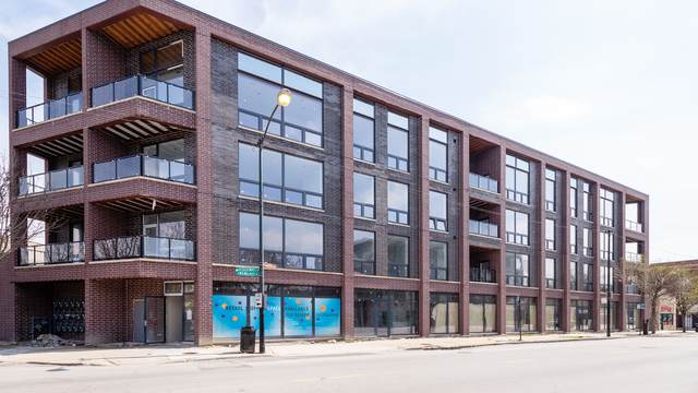 3101 N Ridgeway Avenue 3E, Chicago, IL 60618 (MLS #10769495) :: Property Consultants Realty