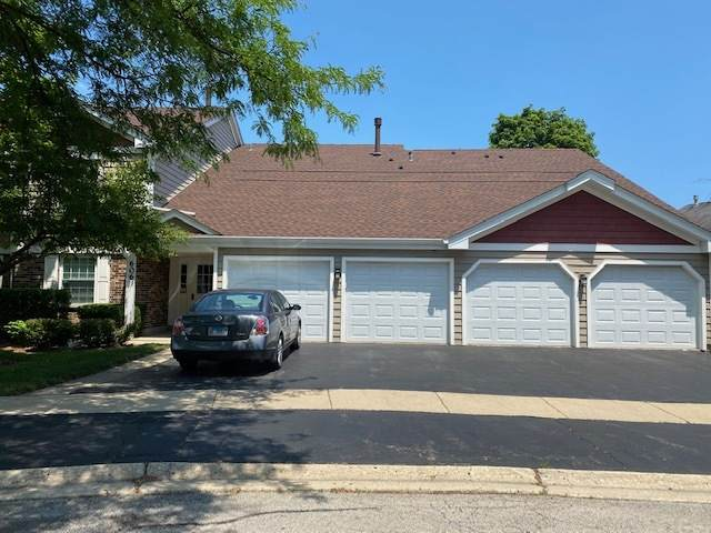 606 Fairbanks Court Z2, Schaumburg, IL 60194 (MLS #10769545) :: Property Consultants Realty