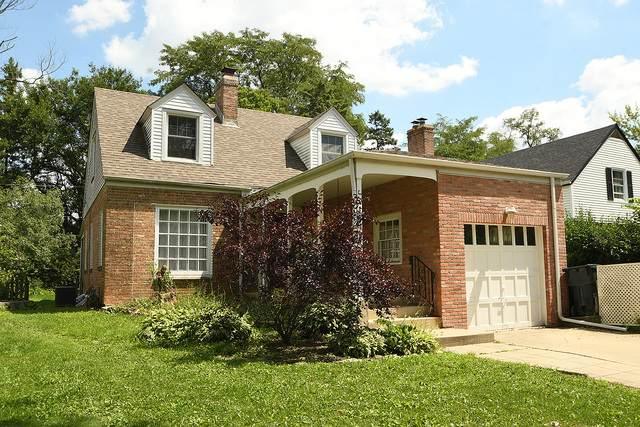 18445 Dundee Avenue, Homewood, IL 60430 (MLS #10769547) :: John Lyons Real Estate