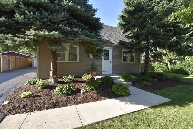 206 W Ann Street, Lombard, IL 60148 (MLS #10769559) :: The Spaniak Team