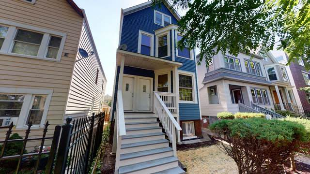 2711 N Hamlin Avenue, Chicago, IL 60647 (MLS #10769563) :: Property Consultants Realty