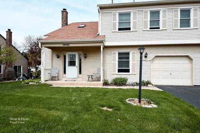 11616 Pine Way A, Huntley, IL 60142 (MLS #10769582) :: Property Consultants Realty