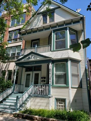 1502 W Melrose Street, Chicago, IL 60657 (MLS #10769606) :: Property Consultants Realty