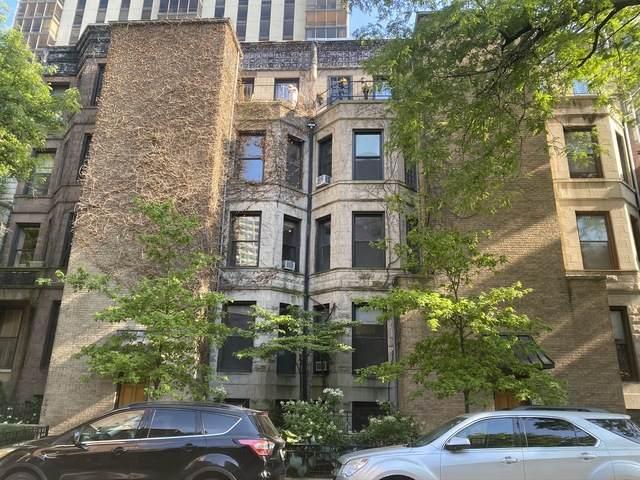 61 E Cedar Street 1A, Chicago, IL 60611 (MLS #10769610) :: Suburban Life Realty