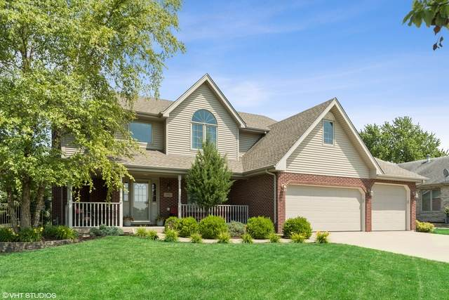 2882 Tanaga Basin, New Lenox, IL 60451 (MLS #10769624) :: Property Consultants Realty