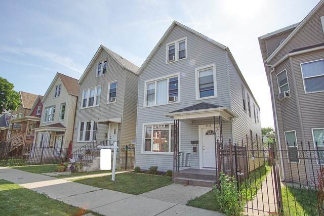 4516 S Fairfield Avenue, Chicago, IL 60632 (MLS #10769650) :: Property Consultants Realty