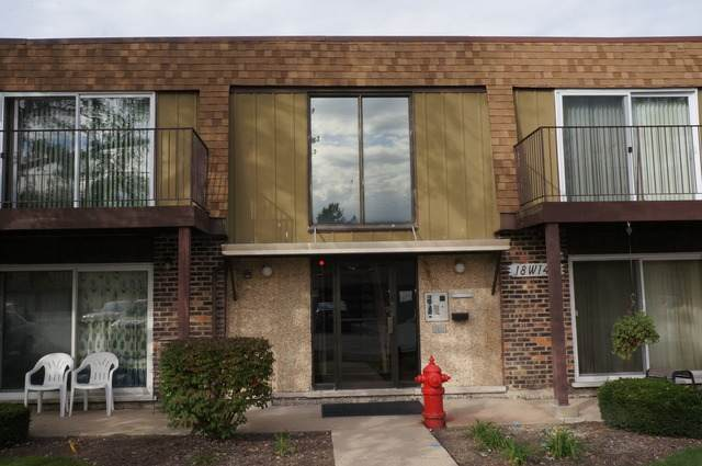 18W140 Suffield Court 208-G, Westmont, IL 60559 (MLS #10769682) :: John Lyons Real Estate