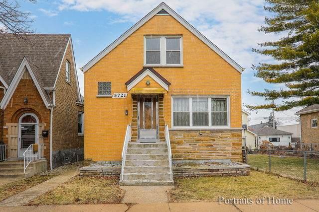 5721 W Cornelia Street, Chicago, IL 60634 (MLS #10769707) :: John Lyons Real Estate