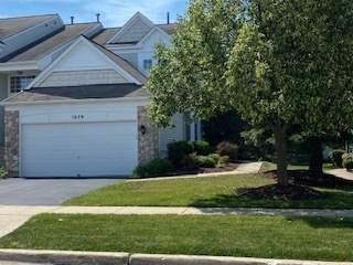 1079 Delta Drive #1079, Elgin, IL 60123 (MLS #10769765) :: Suburban Life Realty