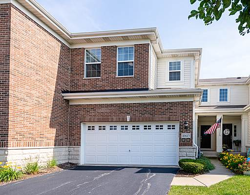 10615 153rd Place, Orland Park, IL 60462 (MLS #10769788) :: Property Consultants Realty