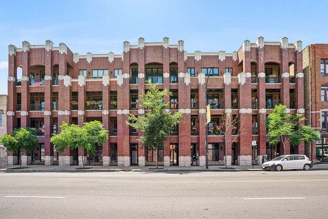 1419 W Chicago Avenue #1, Chicago, IL 60642 (MLS #10769815) :: Property Consultants Realty