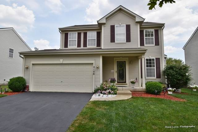 2108 Chad Lane, Montgomery, IL 60538 (MLS #10769822) :: Touchstone Group