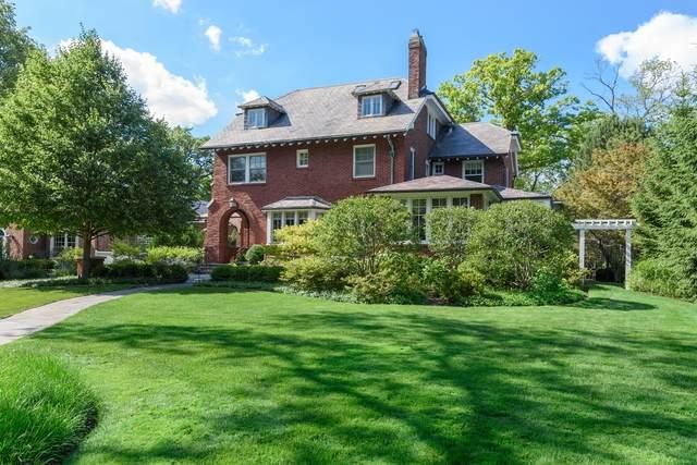 1216 Chestnut Avenue, Wilmette, IL 60091 (MLS #10769851) :: Property Consultants Realty