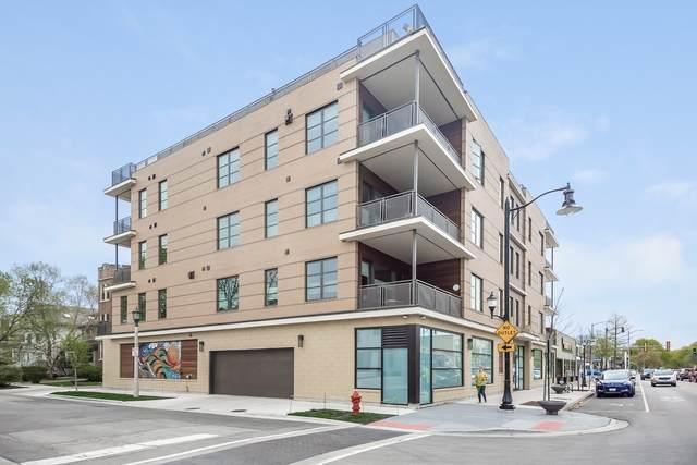 1133 Chicago Avenue 3E, Oak Park, IL 60302 (MLS #10769916) :: Property Consultants Realty