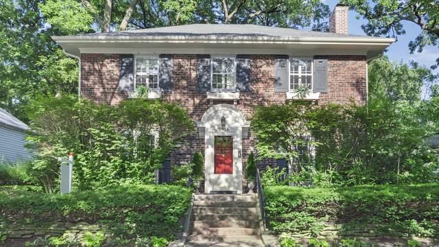 2519 Sherman Avenue, Evanston, IL 60201 (MLS #10769921) :: Property Consultants Realty