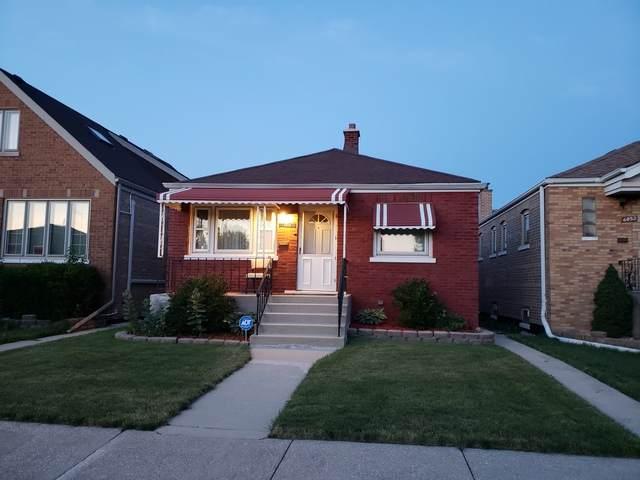 6849 S Kostner Avenue, Chicago, IL 60629 (MLS #10769922) :: Suburban Life Realty
