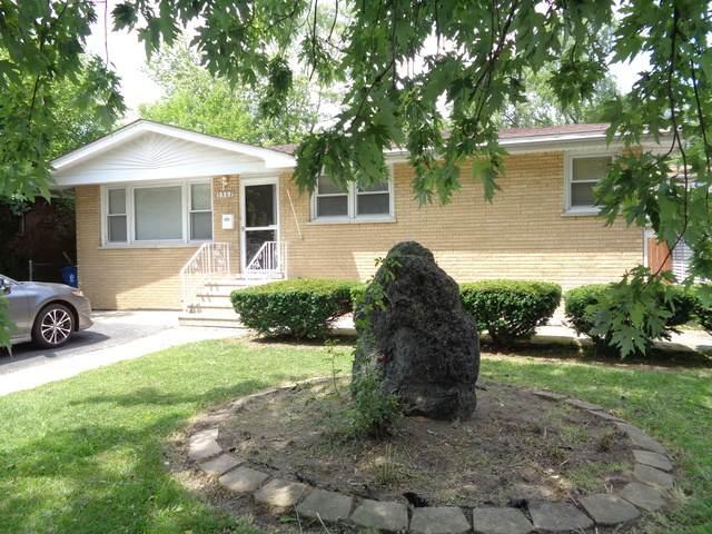 3508 Union Avenue, Steger, IL 60475 (MLS #10769962) :: Property Consultants Realty