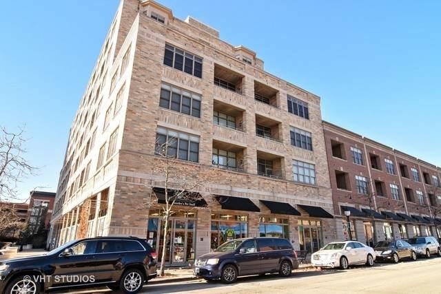 10 S Dunton Avenue #308, Arlington Heights, IL 60005 (MLS #10769967) :: BN Homes Group