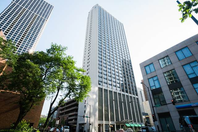 2 E Oak Street #3609, Chicago, IL 60611 (MLS #10769973) :: BN Homes Group
