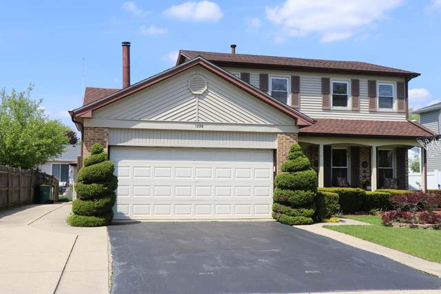 1226 Robin Drive, Elk Grove Village, IL 60007 (MLS #10769996) :: Knott's Real Estate Team
