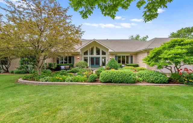 2214 Shetland Road, Inverness, IL 60010 (MLS #10770015) :: The Dena Furlow Team - Keller Williams Realty