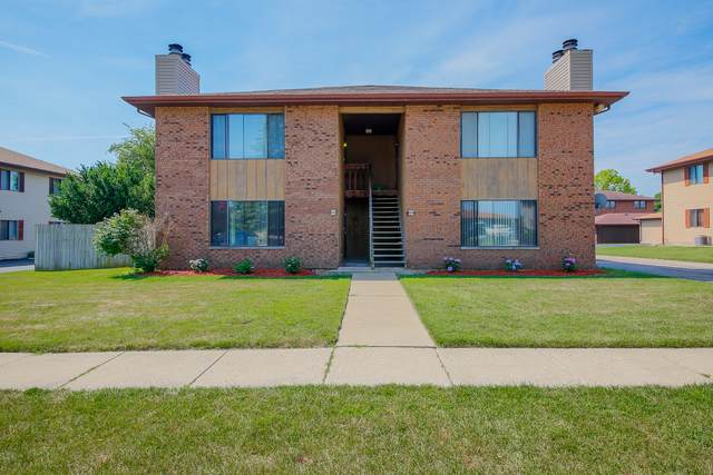 1007 Manchester Court #1007, South Elgin, IL 60177 (MLS #10770023) :: Angela Walker Homes Real Estate Group