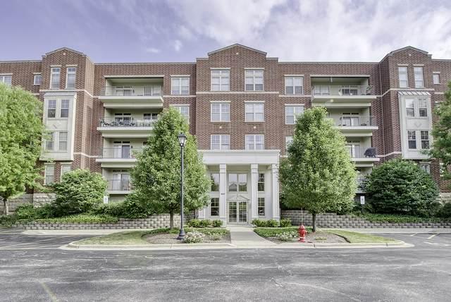 660 Prestwick Lane #402, Wheeling, IL 60090 (MLS #10770037) :: Helen Oliveri Real Estate