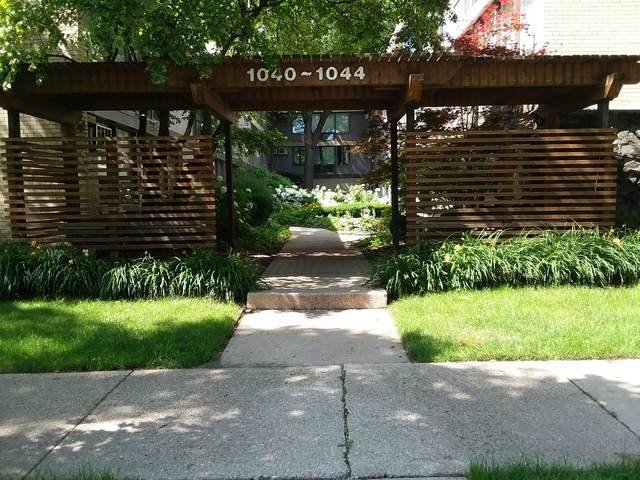 1044 Ontario Street 2D, Oak Park, IL 60302 (MLS #10770083) :: Property Consultants Realty